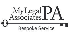 My Legal PA Associates • Bespoke Service